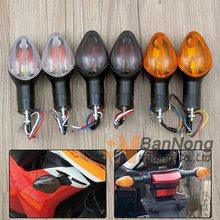 Мотоциклетные передние и задние указатель поворота светильник для Honda CBR600RR F5 CBR 600 RR 2007- CBR1000RR CBR 1000 RR 2008