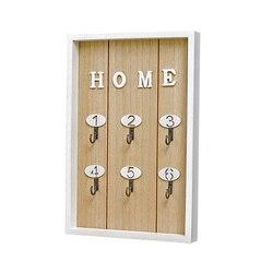 Gorący-beżowy INS styl skandynawski dekoracja ścienna Handmade drewniany