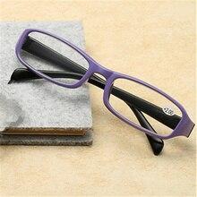 XojoX Unisex gafas de lectura resina lente HD de TR90 gafas de presbicia mujeres  gafas + 1 b6ff35a8c941