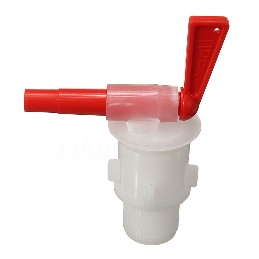 NEW-DIY Wine Beer Bottling Homebrew Bucket Barrel Plastic Spigot Tap ReplacementNEW-DIY Wine Beer Bottling Homebrew Bucket Barrel Plastic Spigot Tap Replacement