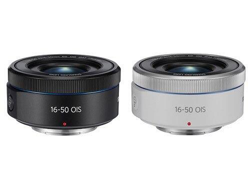 Orijinal Lens Samsung NX 16 50 16 50mm f/3.5 5.6 Güç Zoom ED OIS NX1000 NX2000 NX200 NX210 NX300 NX500 NX1100 (ikinci el)