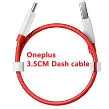 Original ONEPLUS 35cm dash cable USB 3.1 Type C power bank fast quick Charging Data Cable For oneplus 6 5T 5 3T 3 six five three