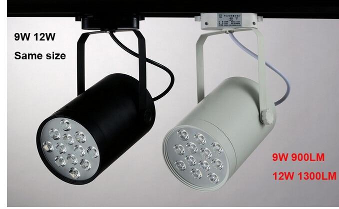 spotlight suspender montado ou teto conduziu a