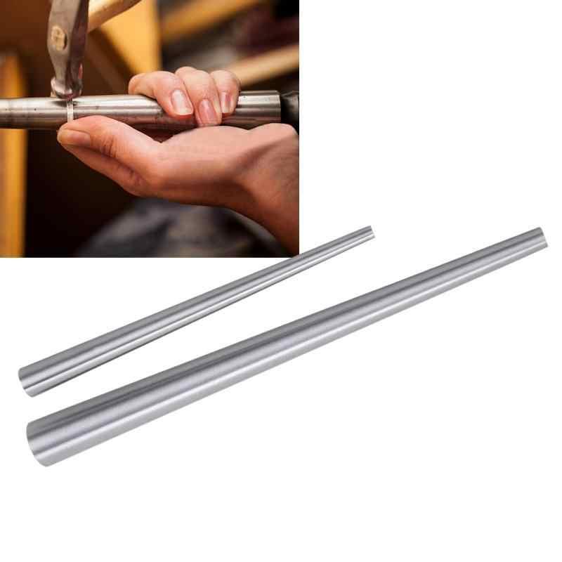 Кольцо из нержавеющей стали, увеличитель ручки оправки, инструмент для изготовления ювелирных изделий и формирования колец, DIY практичные ювелирные инструменты