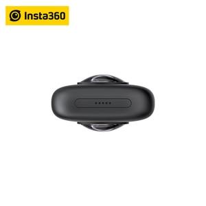 Image 3 - Insta360 jeden X aparat akcji VR 360 panoramiczny aparat dla IPhone i Android 5.7 K wideo z 128G baterii niewidoczne selfie kij