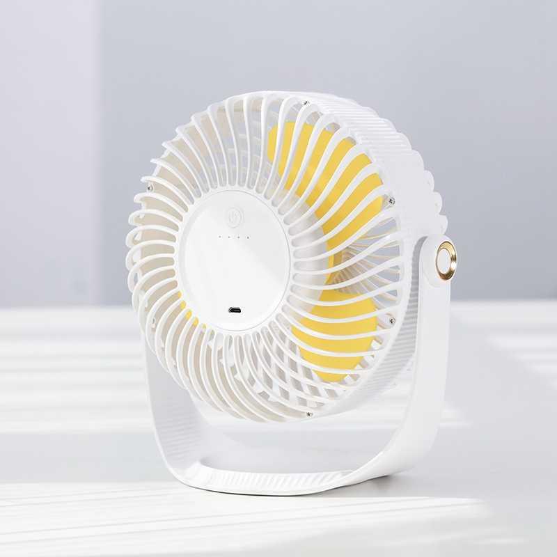 Usb carga escritorio almacenamiento portátil pequeño ventilador estudiante aprendizaje Multi-función ventilador casa Oficina mejor regalo