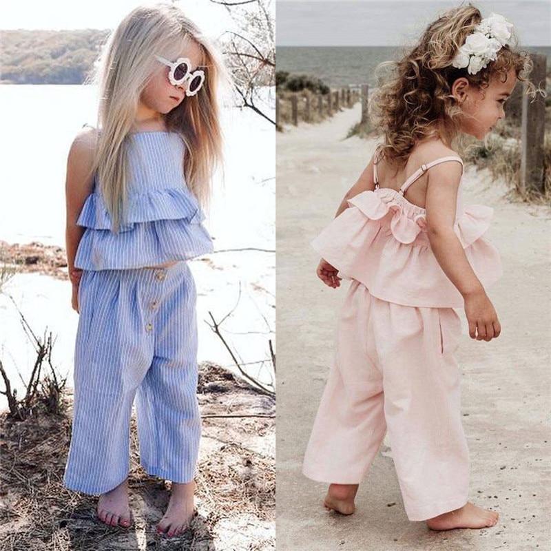 Pudcoco 2019 Brand Summer Kids Baby Girl Bikini Suit Bowknot Flamingo Swimwear Beachwear Swimming 1-6y Complete In Specifications Swimwear