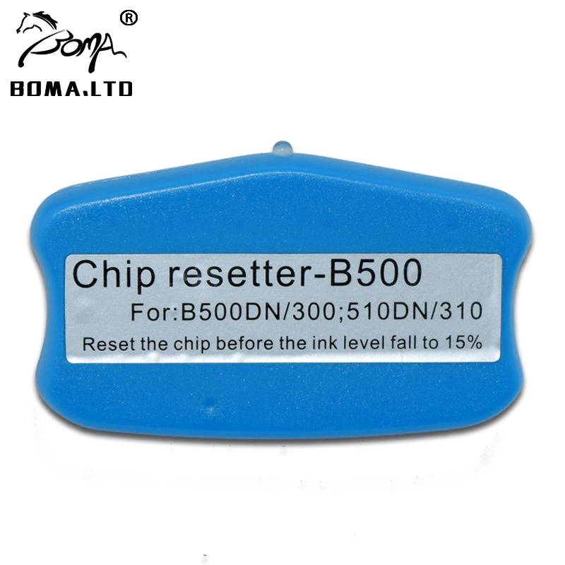 1 PC Large Format Cartridge Chip Resetter For <font><b>Epson</b></font> B500 B300 B510DN B310N Printer For <font><b>Epson</b></font> T6161 T6171 T6781 <font><b>T6190</b></font> image