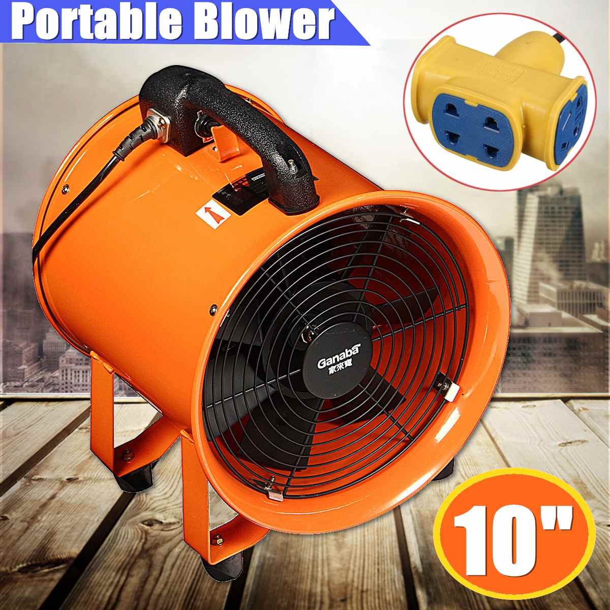 Portable Extractor Fan 12