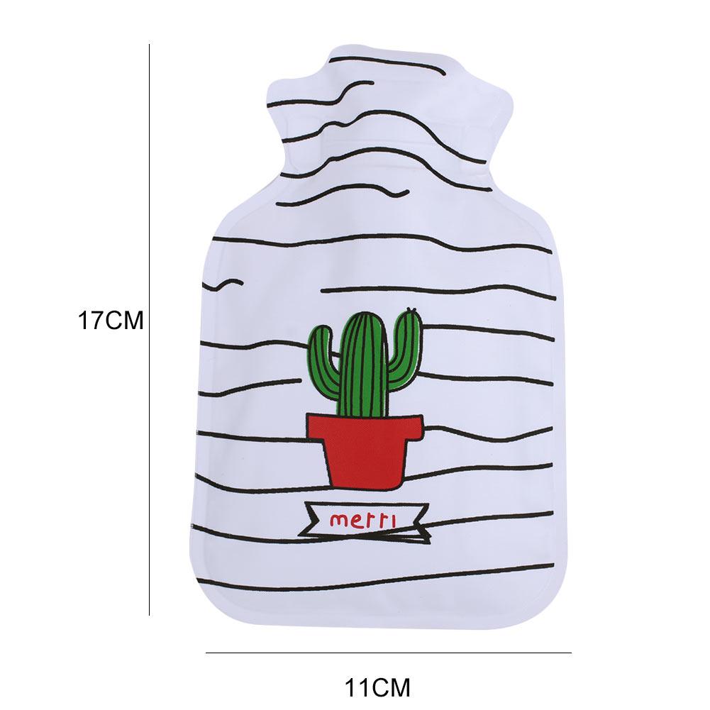 Грелка для рук теплая водонепроницаемая сумка для горячей воды горячий Подарочный пакет Прочный ПВХ+ EVA прочный