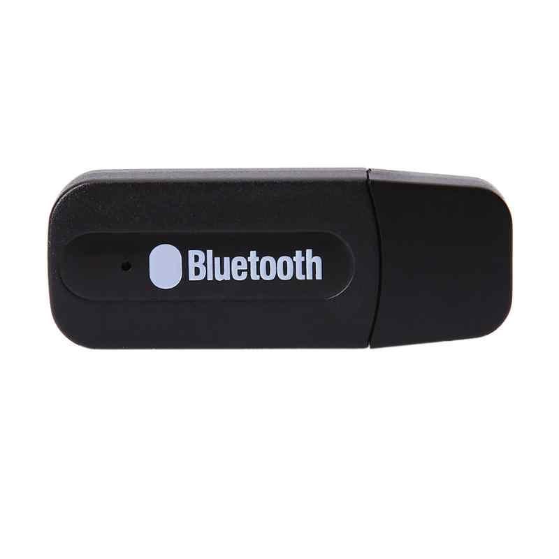 Adaptador receptor kit inalámbrico con Bluetooth para coche VODOOL, receptor de Audio estéreo, música, enchufe manos libres para el hogar, AUX para altavoz y auriculares