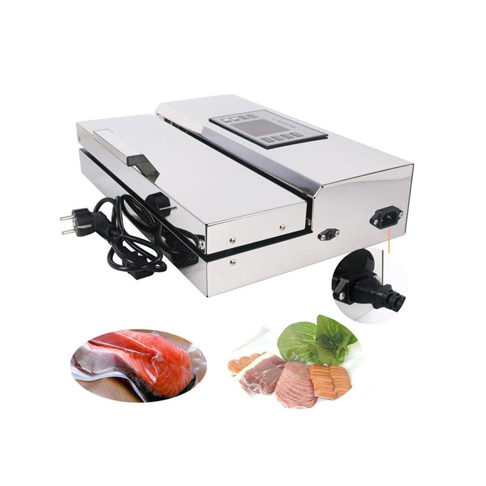 ITOP Semi commerciale e Alimentare Vacuum Sealer Macchina Con I Sacchetti Sottovuoto Confezionamento Sottovuoto Macchina Per Sottovuoto Packer 110V - 3