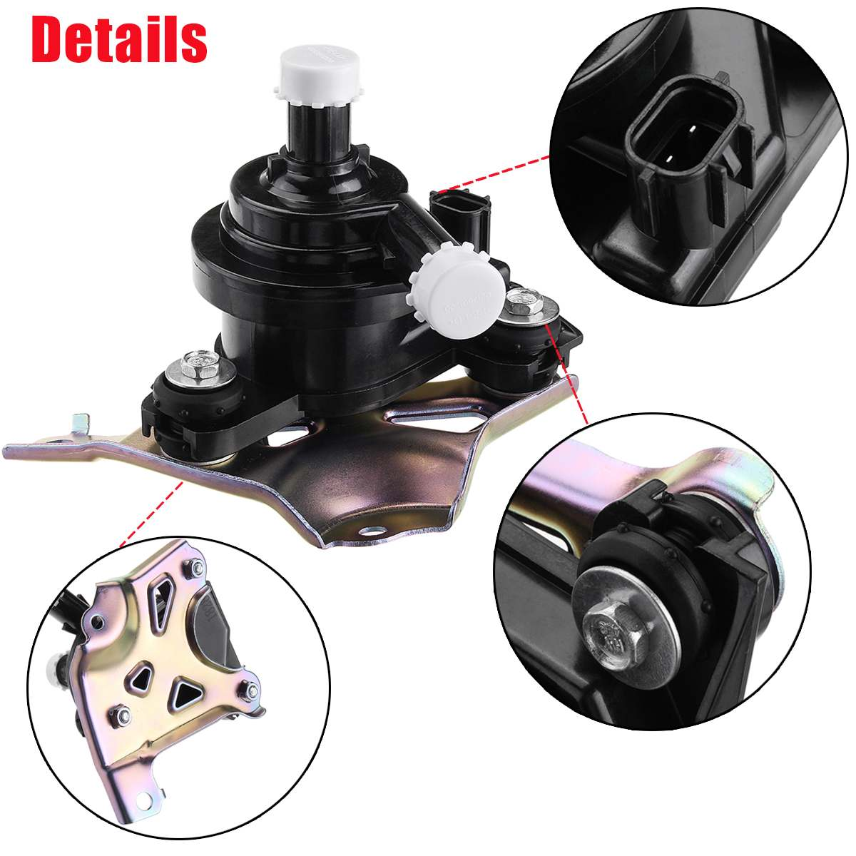 1PC 04000 32528 G902047031 Electric Inverter Water Pump For Toyota Prius 2004 2005 2006 2007 2008 2009-in Fuel Pumps from Automobiles & Motorcycles    2