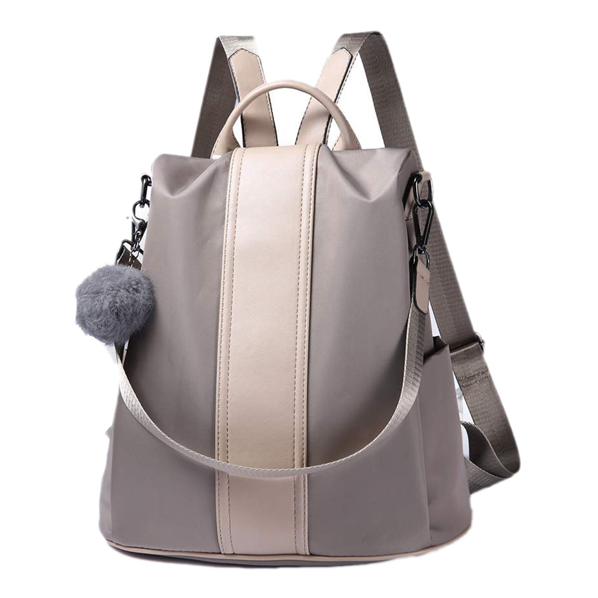 Women Backpack Purse Waterproof Anti-theft Rucksack Lightweight School Shoulder Bag