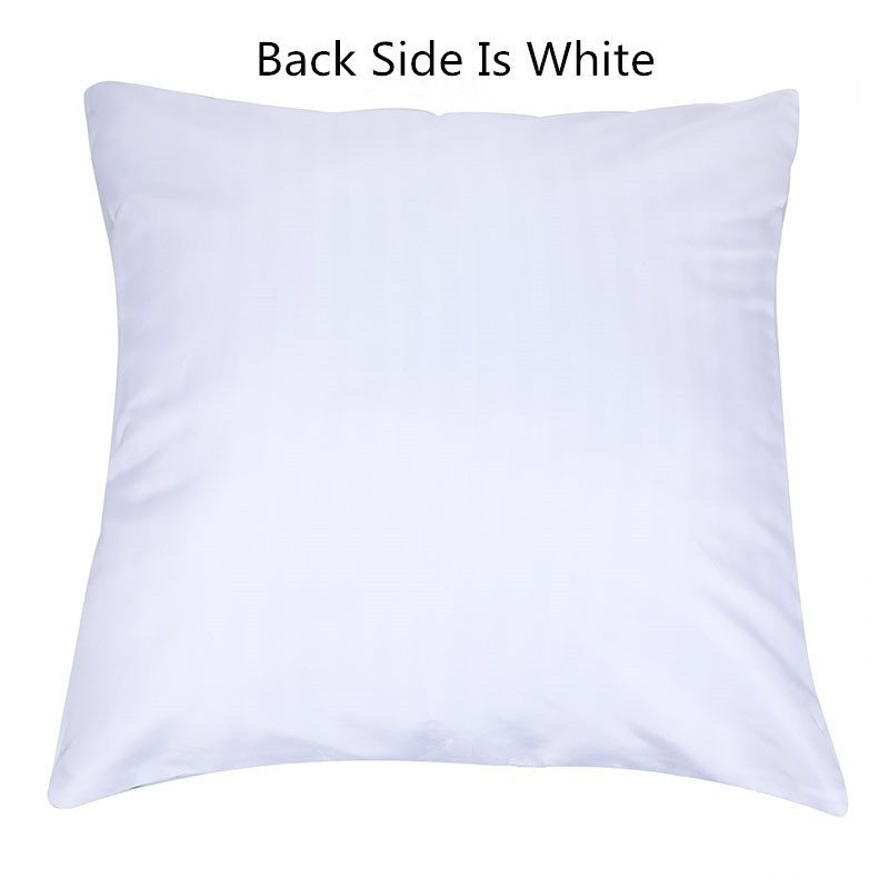 Simple Nordic Style Cushion Cover Black White Geometric Stripes Home Bedroom Sofa Pillow Cover Polyester Pillowcases