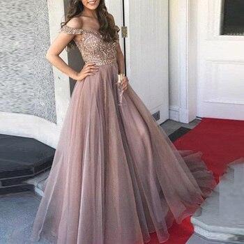 Vestido Elegante Con Estilo Para Mujer Vestidos Largos