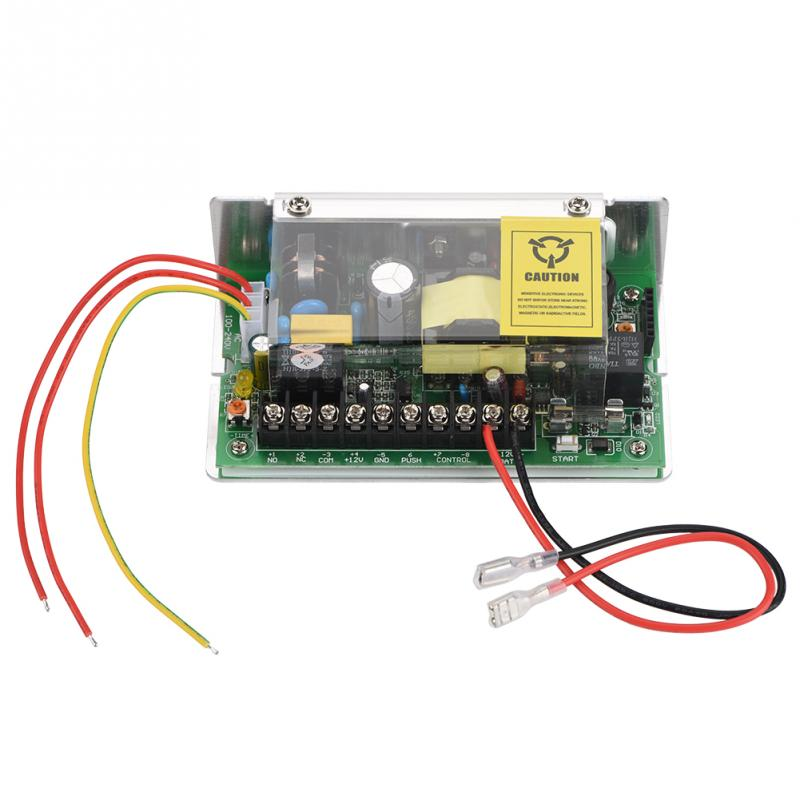 AC 110-240V To 12V 5A 50W Power Supply For Door Entry Access Control System Switch Power Supply Remote Lock Machine Device