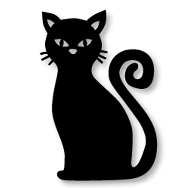 Metal Cutting Dies 82*55mm Cute Cat Frame Dies Decoration DIY Scrapbooking Card Making Craft Dies Embossing Cutting Dies