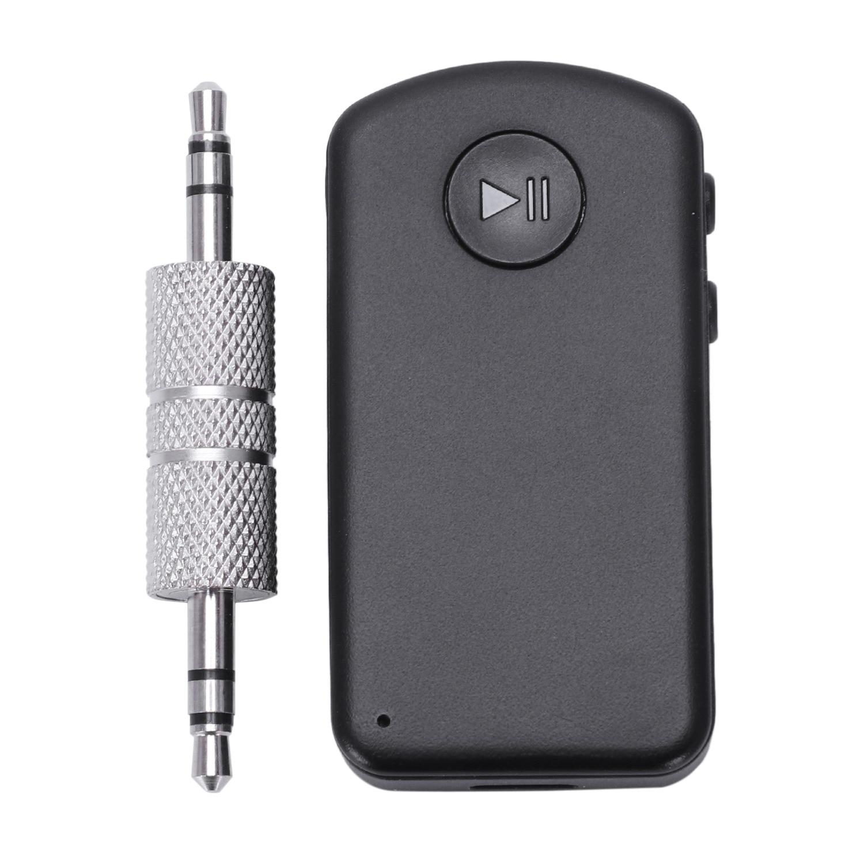 Tragbares Audio & Video Funkadapter Treu Drahtlose Bluetooth V4.1 Empfänger Auto Adapter 3,5 Mm Stereo Ausgang Tragbare Audio Streaming Hände-freies Für Auto Home üBereinstimmung In Farbe