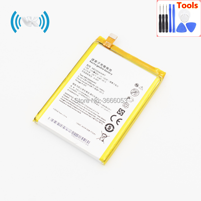 Detail Feedback Questions about VK 5300mAh/20 14Wh 3 8V AB5300AWMT