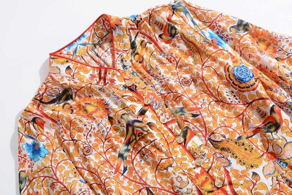Style Wd03209 Printemps Design 2019 Femmes Nouvelle Luxe Marque Célèbre Européenne Mode Partie Robe De q7apAFp