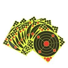 12 X 12 Paper Shooting Targets 10 Pcs Set