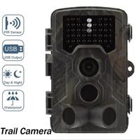New 4G Hunting Camera Trail Camera Waterproof HC 800LTE Surveillance Camera Supports Full size Photos Small Video Transmission