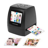 Mini 5MP 35mm Slide Negative Film Scanner Photo Film Converts USB Cable Smart Photo film Converts USB Cable LCD Slide Transform