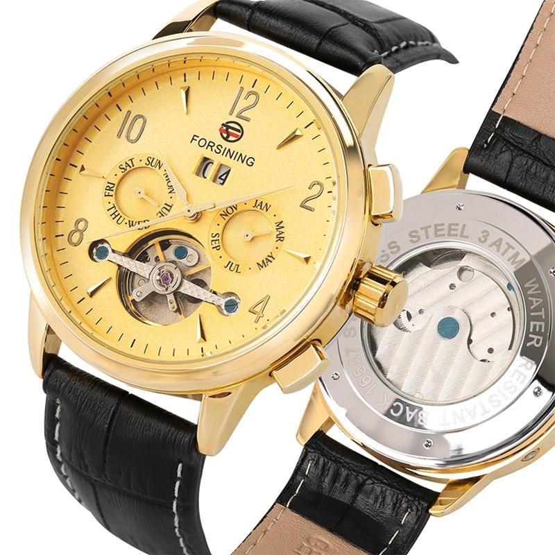 4955cddd3 Mens Automatic Mechanical Fashion Top Brand Sports Watches Luxury Tourbillon  Moon Phase Watch Men Clock Male Relogio Masculino - aliexpress.com -  imall.com