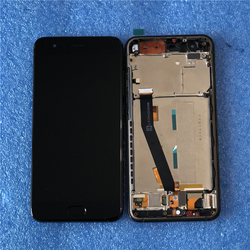 """Original Axisinternational For 5.15"""" Xiaomi 6 M6 Mi6 With Frame LCD Display Screen Touch Panel Digitizer For MI6 MI 6 Display-in Mobile Phone LCD Screens from Cellphones & Telecommunications"""