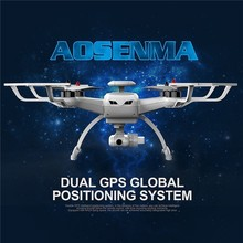 Original Aosenma Cg035 Double Gps Optical Positioning Wifi Fpv 6 Axis 1080p Hd Camera Rc Quadcopter Multirotor Drone
