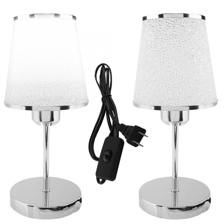 table lamps for bedroom AC85 265V Retro Style LED Table Lamp Desk Light Lamp for Reading Studying with without Bulb in Desk Lamps from Lights Lighting