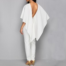 hot deal buy rompers womens jumpsuit body bodies woman white jumpsuit for women white romper europe and the united states jumpsuits rompers