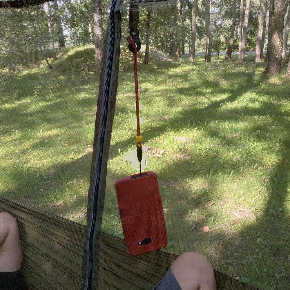 Image 5 - Сверхлегкий дорожный гамак со встроенной москитной сеткой, прочный портативный гамак, подвесное кресло, дышащая подвесная кроватьГамаки    АлиЭкспресс