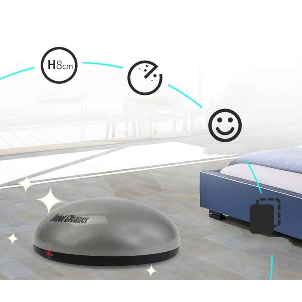 Перезаряжаемый робот для автоматической очистки умный подметальный пол робота от пыли и грязи волос беспроводной автоматический робот-чистильщик для дома Электрический вакуумный