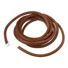 """JEYL 7"""" 183 см кожаный ремень, части+ крюк для швейной машины Singer"""