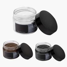 Mini Color Paste Leather Shoe Polish 50 ML Refurbished Changing Agent Matching Polishing Performance Black White Brown Optional