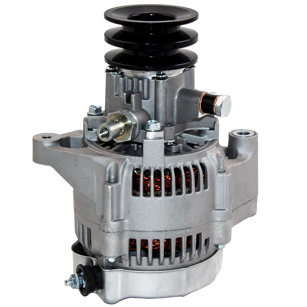 Alternator for Toyota HiAce <font><b>HiLux</b></font> <font><b>LN106</b></font> 107 111 167 172 eng 3L 5L Diesel 1991-2005 image
