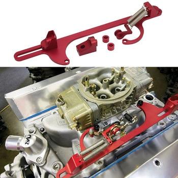 цена на 1 Pc 4160 Carburetor Throttle Cable Carb Bracket Carb Bracket Holley Throttle Cable Car & Truck Parts Carburetor Parts