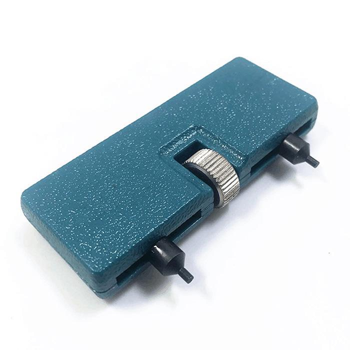 2019 Drop Shipping Portable Watch Tools Watches Back Case Watchmaker Opener Screw Wrench Remover Watch Repair Tool Kit in Repair Tools Kits from Watches