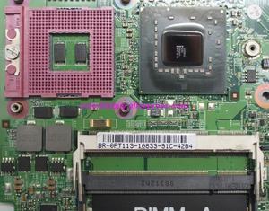 Image 3 - Genuino CN 0PT113 BR 0PT113 0PT113 PT113 07211 3 48.4W002.031 Scheda Madre Del Computer Portatile Mainboard per Dell Inspiron 1525 Notebook PC