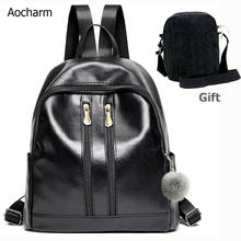 Women Backpack Bag Casual School Small BackPacks For Teenager Girl Children Mini Female Bags PU Leather