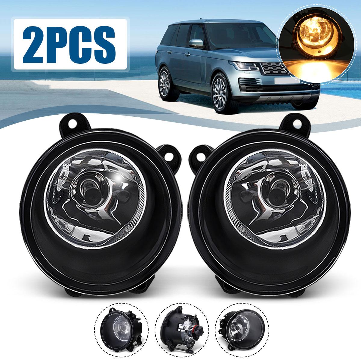 Пара противотуманных фар ясно лампы с H11 лампы для Land Rover Discovery 3 2003 2004 2005 2006 2007 2008 2009 для вождения автомобиля укладки