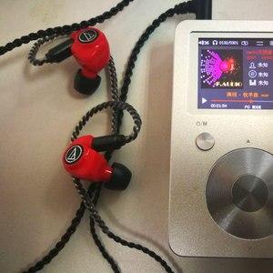 Image 5 - سماعات أذن بديلة ذاتية الصنع تستخدم ككابل سلك توصيل IM لـ Audio Technica ATH im01 im02 im03 im04 im50 im70