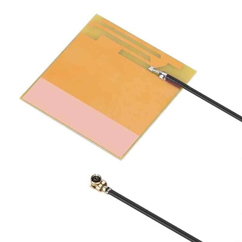 2 pièces/ensemble IPEX 1 antenne WiFi intégrée IPEX G1 pour ordinateur portable 2.4G/5G Signal Stable antenne 46cm avec Interface IPEX