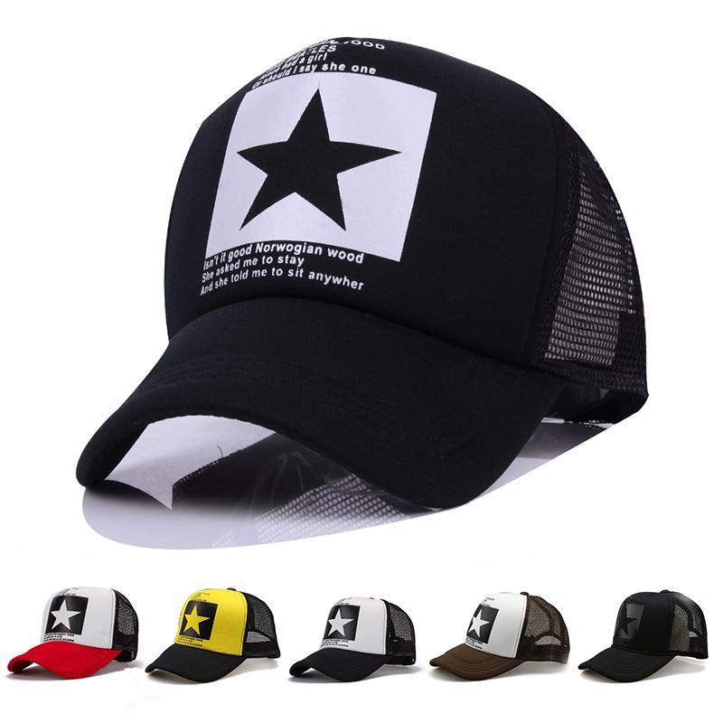 Super Big Stars Cap Hat Baseball Snapcap Snapback Caps Men Women Hiphop Sport Hats Gorras Hat Cap