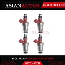 10pcsx 4 15710-77EA0 JS28-2 Bico Injetor de Combustível para 1994-Suzuki-Isuzu 03-Honda 1.8-2.0- 2.3-2.6 JS28-2 8-97079532-0