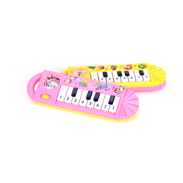 Lovely Piano Music Tool Developmental Educational Toy For Baby Kid Infant Boy