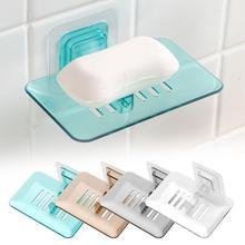 Ванная комната душа мыло коробочка, мыльница: отделение для хранения ювелирных изделий лоток держатель Чехол мыльница Ванная комната лоток аксессуары ящик полки настенные тарелки