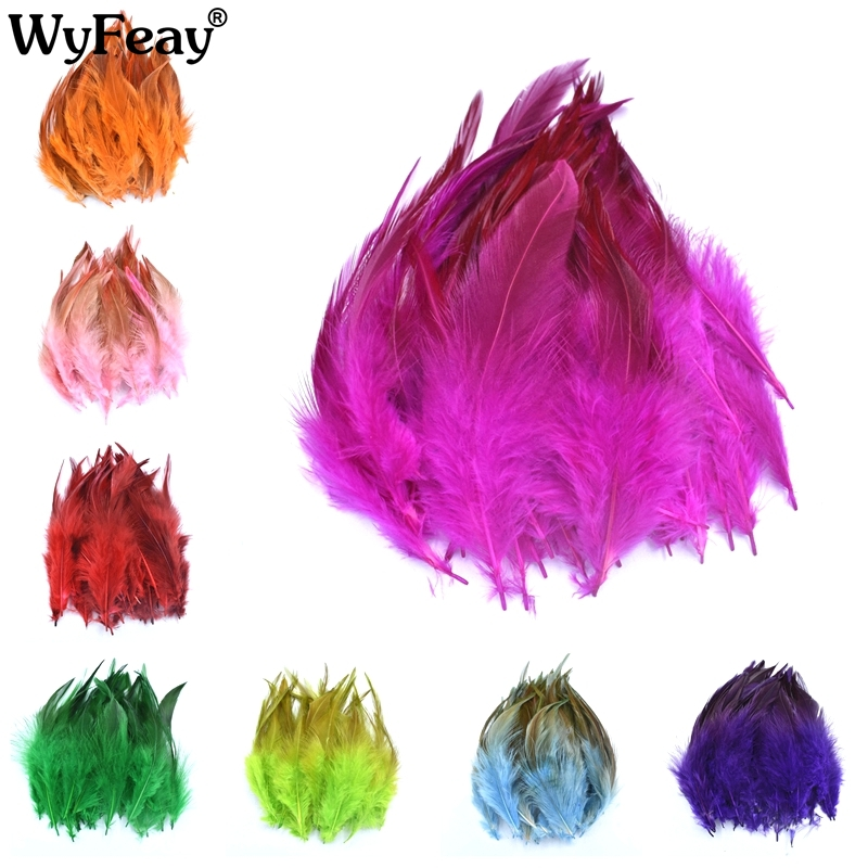Wholesale 20 Pcs/Lot  Pheasant Feather 4-6 Inch 10-15cm chicken Feathers DIY Chicken Feather Jewelry Plume decoration PlumesWholesale 20 Pcs/Lot  Pheasant Feather 4-6 Inch 10-15cm chicken Feathers DIY Chicken Feather Jewelry Plume decoration Plumes